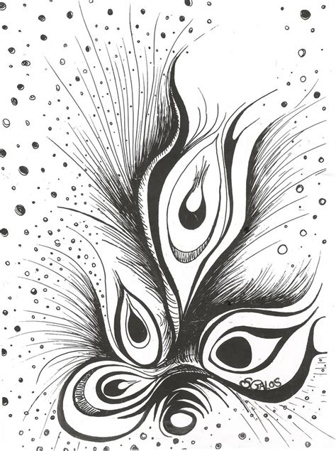 doodle god how to make feather 140 best images about line drawings birds feathers on