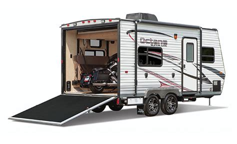 Dutchmen Rv Floor Plans by Toy Hauler Travel Trailers Top 8 Brands 42 Models