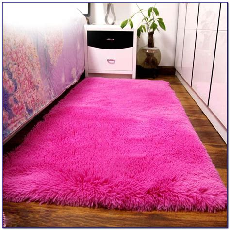 fuzzy pink rug pink fuzzy area rugs page home design ideas galleries home design ideas guide