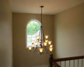 entry chandelier lighting project home foyer chandelier