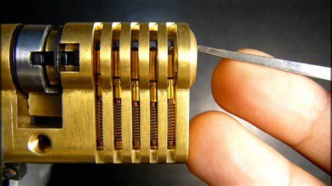 come fanno i ladri ad aprire le porte blindate l inaffidabilit 224 delle chiavi e serrature doppia mappa