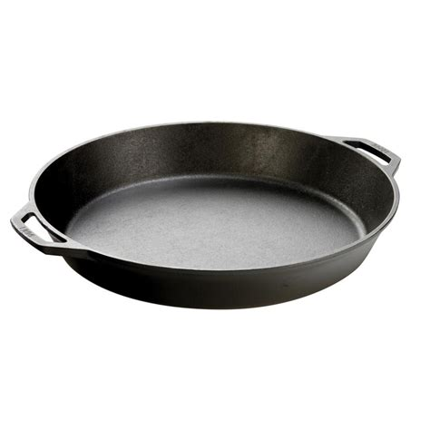 Pdf Lodge Cast Iron Skillet Is by Lodge 17 In Lodge Cast Iron Skillet L17sk3 The Home Depot