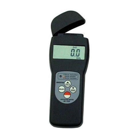 Alat Pengukur Ph Tanah Yg Bagus alat ukur kadar air mc 7825s multifunctional moisture