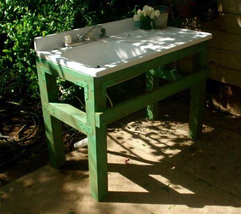 Best 25 outdoor garden sink ideas on pinterest potting station garden sink and shed bench ideas