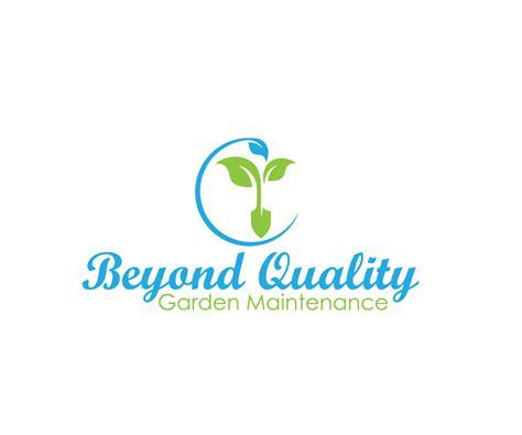 logo design quality elegant modern logo design for beyond quality garden