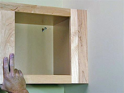 how to hang cabinet doors how to replace kitchen cabinets how tos diy