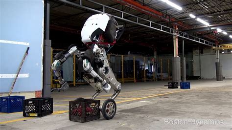 boston dynamics robot boston dynamics new robot looks like a sports from the future craveonline