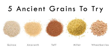 whole grains to try five healthy ancient whole grains to try the healthy weigh
