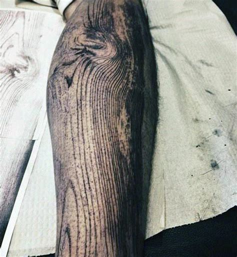 wood grain cross tattoos top 75 best leg tattoos for sleeve ideas and designs