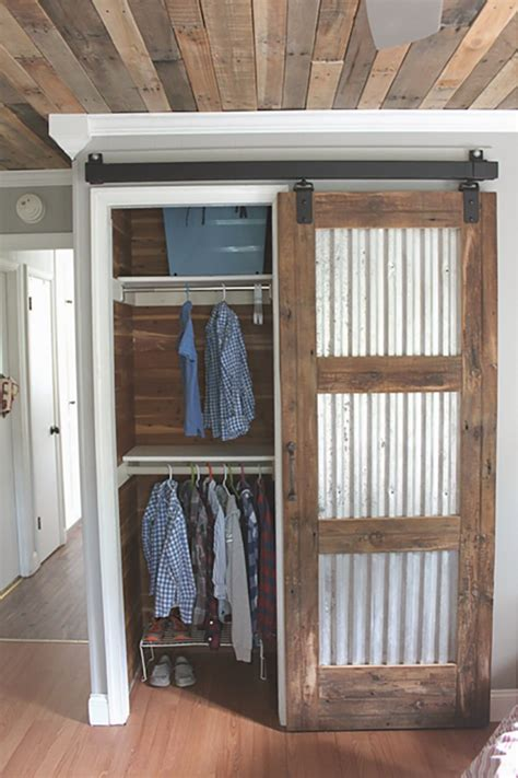 Sliding Barn Door Designs MountainModernLife.com