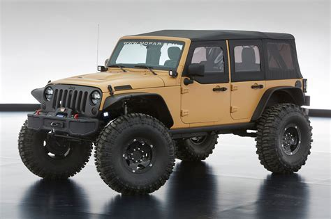 Box Jeep Jeep 174 And Mopar Reveal Six New Concept Vehicles Cartype