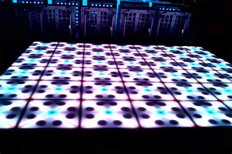 led flower floor l newest stage lighting flower led dance floor lights
