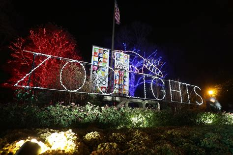 Zoolights Return To Illuminate The National Zoo Dc Refined Zoo Lights Dc Hours