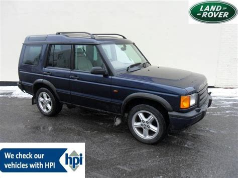 used land rover discovery for sale land rover td5 registered used jeep car interior design