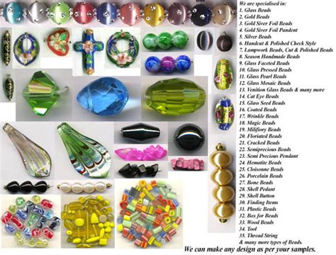 bead types traditional