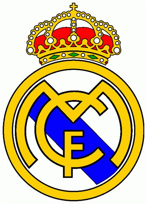 real madrid colors realmadrid logo coloring pages