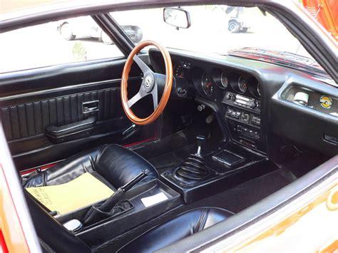 Opel Gt Interior by 1970 Opel Gt Interior Related Keywords 1970 Opel Gt