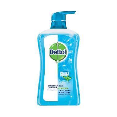Dettol Wash Bottle Cool 125ml dettol wash terbaru di kategori perawatan kulit badan