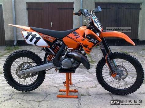 Ktm Sx 800 2006 Ktm 125 Sx Moto Zombdrive