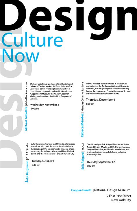 design is culture design culture now posters amanda faith silva s blog