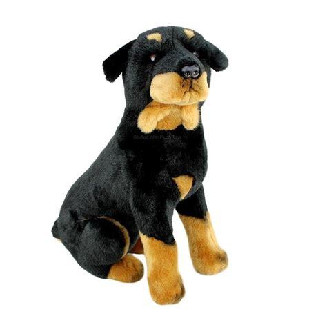 rottweiler stuffed animal plush rottweiler stuffed animal plush medium sitting razor bocchetta plush toys
