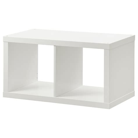 kallax shelving unit white 77x42 cm ikea