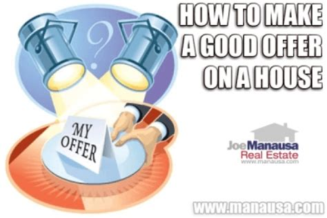 how to make offer on house how many times will a home seller counter offer