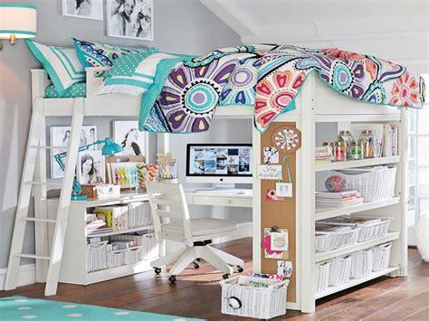 contemporary bedroom interiors zzz loft bed teen girl