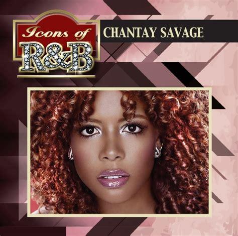 Chantay Savage Pillow Talk by Savage Chantay Icons Of R B Cd Raru