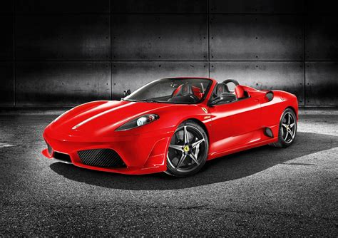 Ferrari Scuderia 16m by Ferrari Scuderia Spider 16m Car Pictures Images