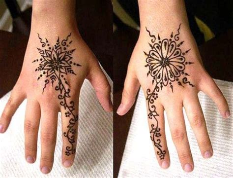 easy tattoo designs beginners simple mehndi designs for hands life with style