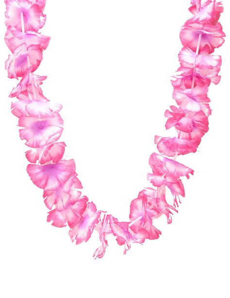 collana di fiori collana di fiori hawaiana rosa