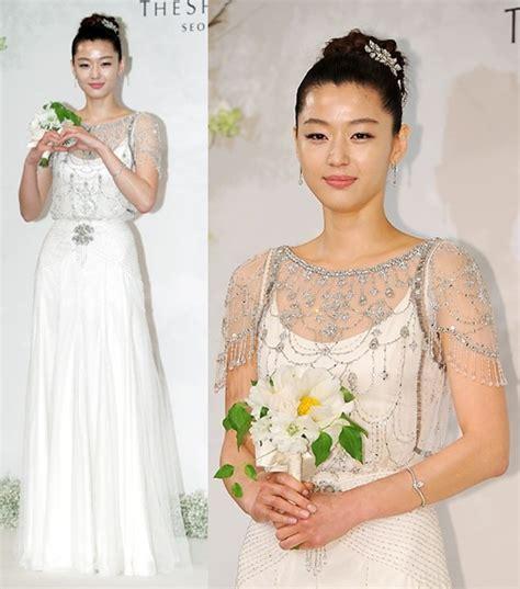 Wedding Song Terbaik by Min Jung Gaun Pernikahan Seleb Korea Terjelek Dan