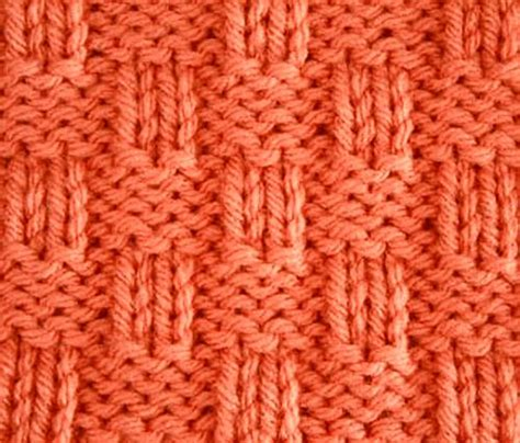 basketweave scarf pattern knitting knitting galore saturday stitch basket weave
