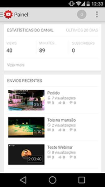 download youtube creator studio youtube creator studio download techtudo