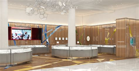 Home Decor Stores San Antonio tiffany store marks its opening at selfridges by