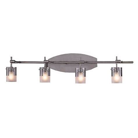 four light bathroom fixture brushed nickel adjustable four light bathroom fixture