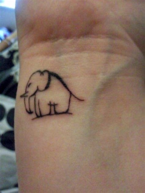 small mom tattoos designs 85 tiny elephant designs