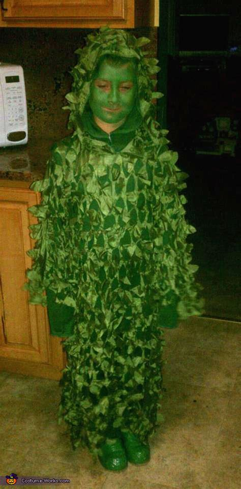 homemade bushman costume