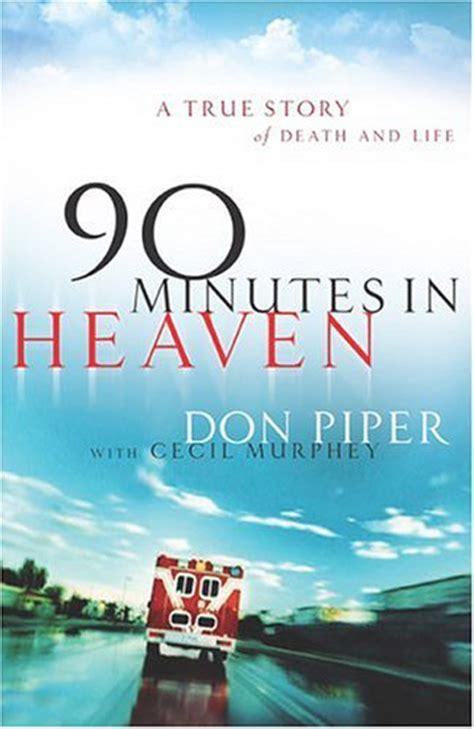 heaven books 90 minutes in heaven