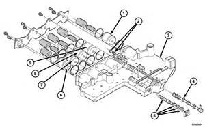 2005 dodge ram 1500 transmission codes p0700 p0841 column