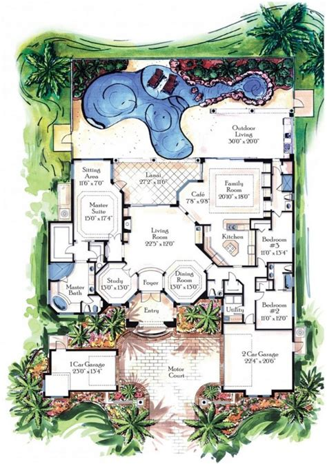 great floor plans for homes great florida floor plans for new homes new home plans