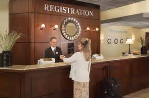 At The Front Desk by Front Desk 1 Ms3304 Hospitality Management