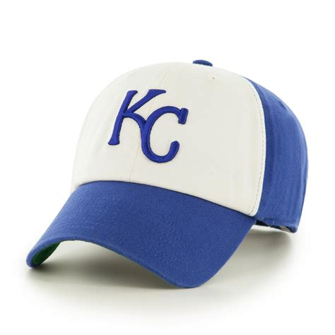 mlb s baseball hat kansas city royals