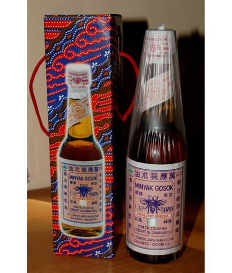 Minyak Jafaron Yang Asli jual minyak gosok cap tawon makassar asli tutup putih