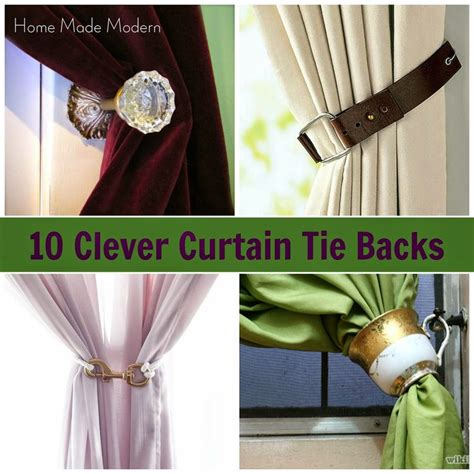 unique curtain tie back ideas 17 best ideas about curtain ties on pinterest girls room