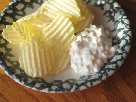 Kati S Chip Dip Love To Be In The Kitchen Cottage Cheese Chip Dip