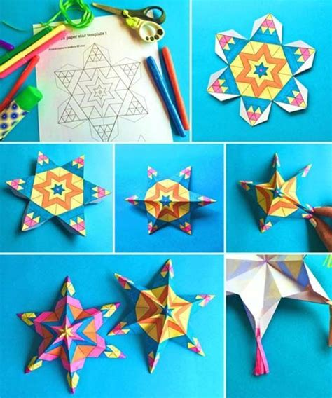 Mexican Paper Crafts - mexican paper decorations for cinco de mayo paper