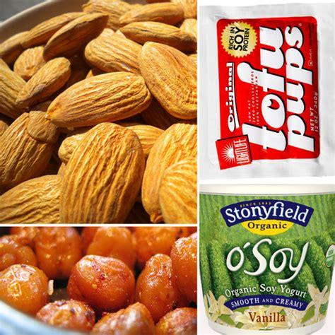 0 protein snacks 150 calorie dairy free snacks high in protein popsugar