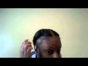 hairstyles that hide thinning edges why are my edges thin youtube